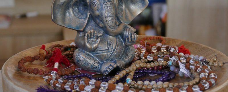 perles mala méditation